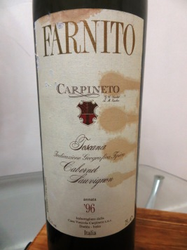 Carpineto label