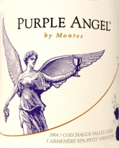 montes purple angel