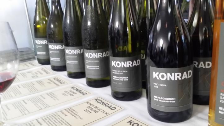 wine wankers konrad wines pinot sauvignon blanc riesling gruener veltliner gewurztraminer top nz wine