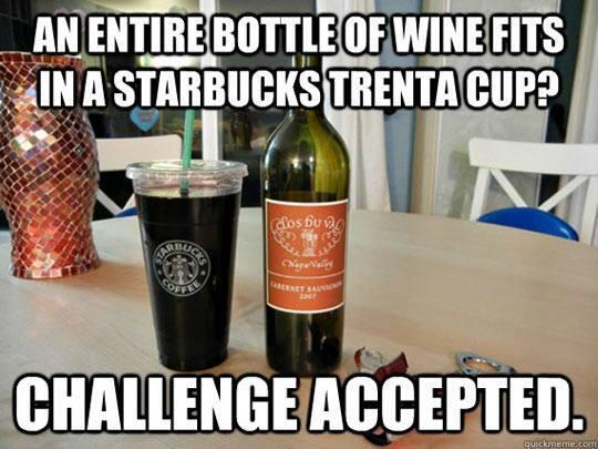 the best fun wine images starbucks wine trenta cup