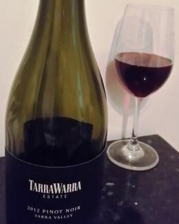 wine wankers tarrawarra pinot noir 2012 the yarra valley wines