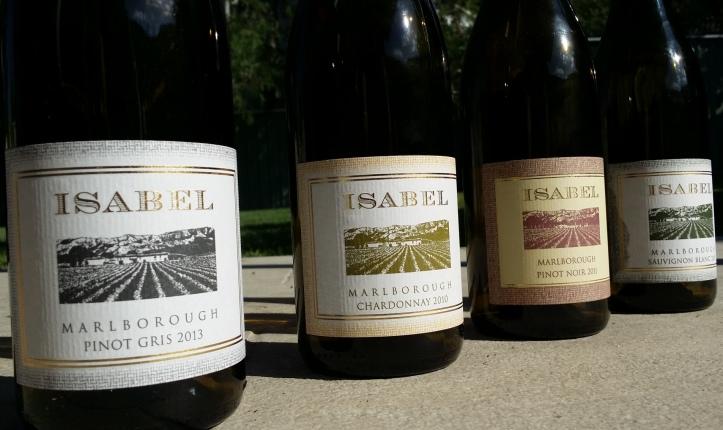 wine wankers isabel vineyard marlborough wines new zealand