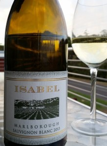 wine wankers isabel vineyard sauvignon blanc 2013 marlborough vineyards new zealand