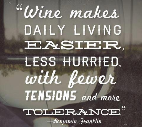a-wine-franklin-quote