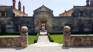 Almost 500 years old, the Villa della Torre in Fumane, Valpolicella