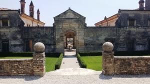 Almost 500 years old, the Villa della Torre in Fumane, Valpolicella