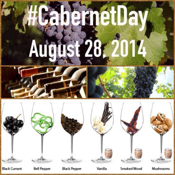 wine wankers international cabernet day