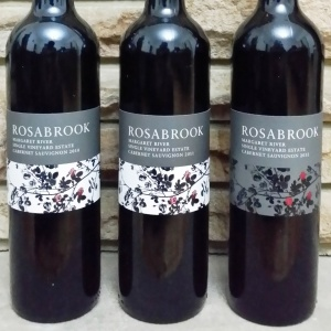 wine wankers rosabrook single vineyard estate cabernet vertical tasting