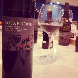 wine wankers rosabrook single vineyard estate tempranillo 2012 margaret river