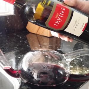 wine wankers james irvine wines spring hill merlot 2012 barossa valley