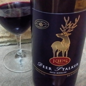 wine wankers kies family wines deer stalker merlot 2014 barossa valley