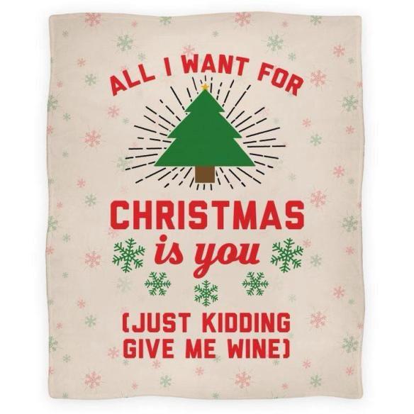 wine wankers funny christmas wine image 1