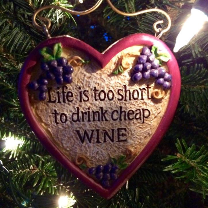 wine wankers funny christmas wine image 12