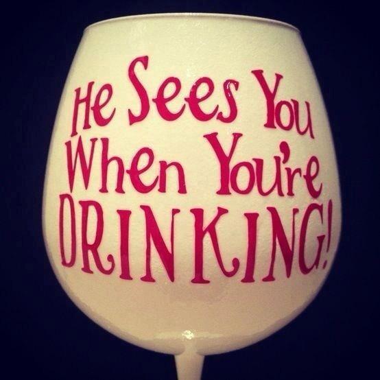 wine wankers funny christmas wine image 17