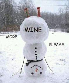 wine wankers funny christmas wine image 18