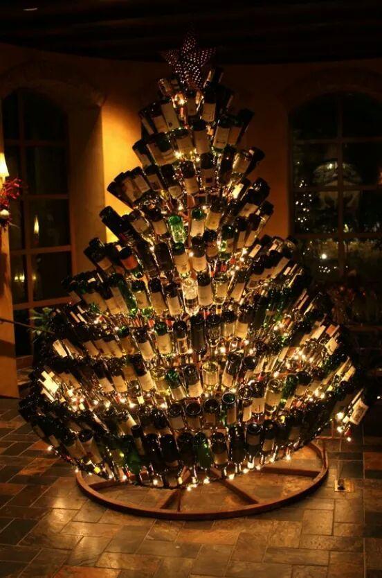 wine wankers funny christmas wine image 20