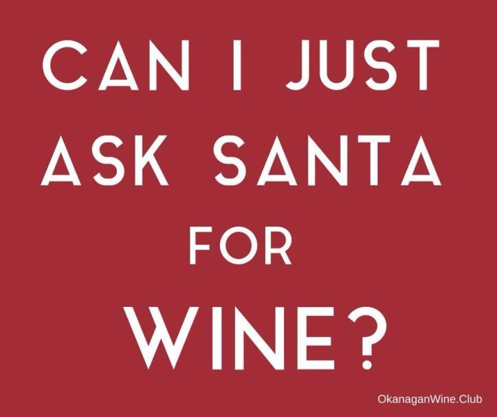 wine wankers funny christmas wine image 3