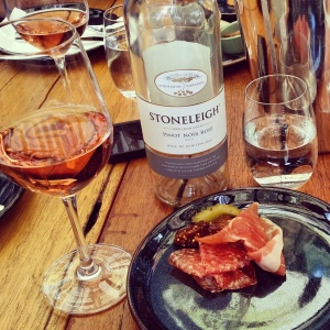 wine wankers most influential wine blogs stoneleigh rose lunch
