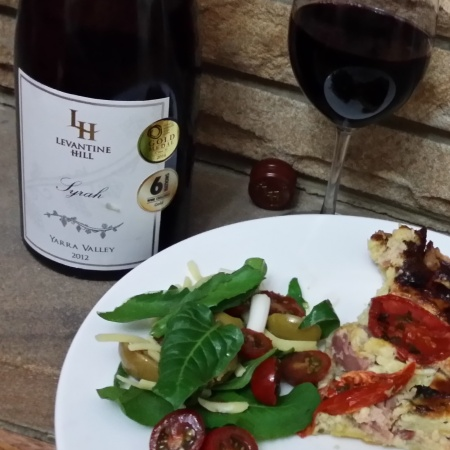 wine wankers shiraz week levantine hill syrah 2012