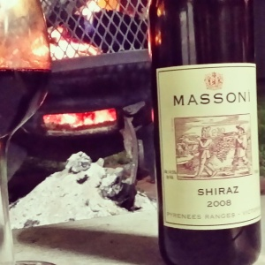 wine wankers shiraz week massoni shiraz 2008