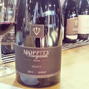 wine wankers shiraz week moppity reserve shiraz 2013