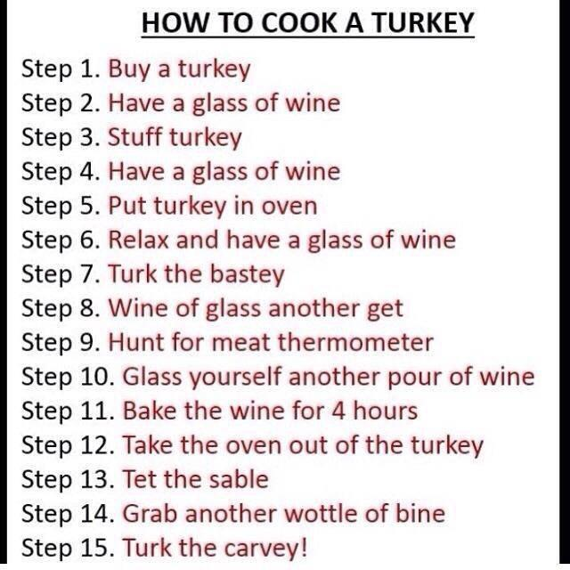 a-wine-turkey