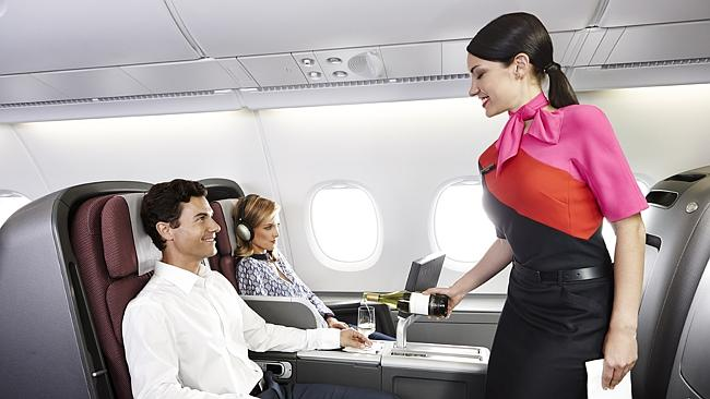 Qantas Sommeliers in the Sky is set to expand