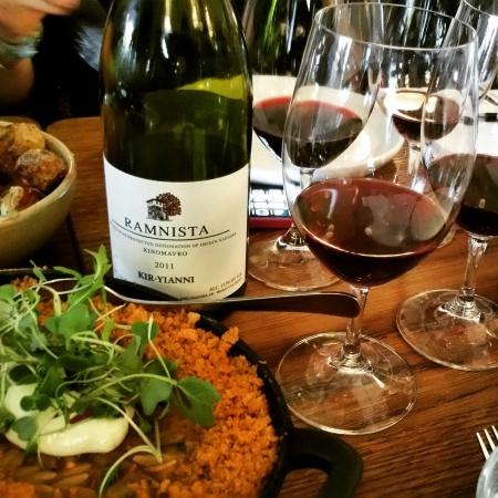wine wankers new wines of greece kir yianni ramnista