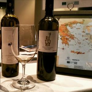 wine wankers new wines of greece retsina