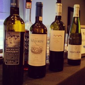 wine wankers new wines of greece santorini assyrtiko