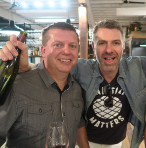 Conrad and Drew - Wine Wankers!