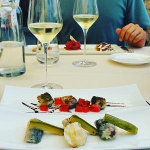 wine wankers piemonte trip eels two ways at Borgo Vecchio Neive