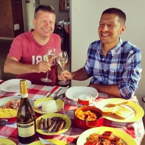 wine wankers piemonte trip #moscatoforbreakfast at demarie wines