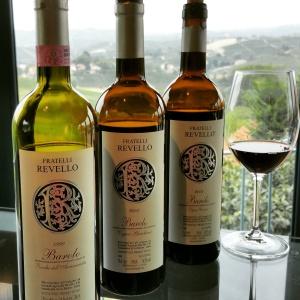 wine wankers piemonte trip piedmont revello wines barolo vintages