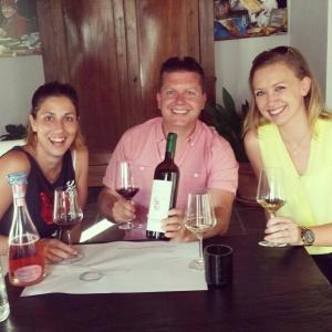 wine wankers piemonte trip piedmont sara Josetta Saffirio and maja perche no