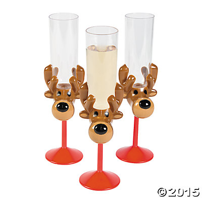 reindeer-champagne-glasses-13615744