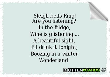 wine wankers christmas images christmas-sleigh-bells