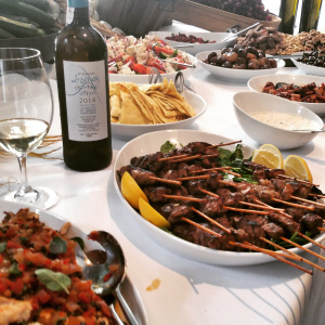 wine wankers new wines of greece greek food and wine