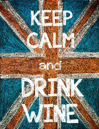 38061237-keep-calm-and-drink-wine-united-kingdom-british-union-jack-flag-vintage-hand-drawing-with-chalk-on-b