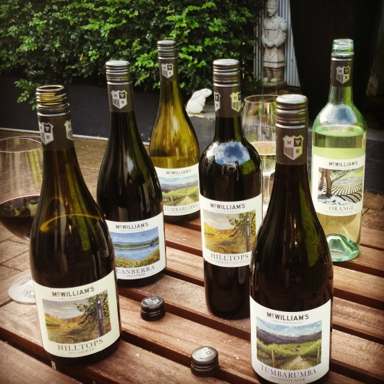 wine wankers mcwilliams wines appellation range giveaway 2