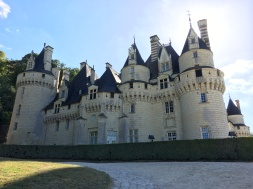 """The Château d'Ussé is located in the commune of Rigny-Ussé in the Indre-et-Loire département, in France. ... The tradition maintained at Ussé is that this was the castle Charles Perrault had in mind when writing """"The Sleeping Beauty"""""""